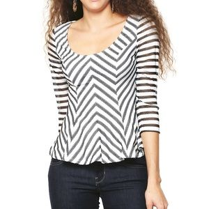 GUESS Striped blouse